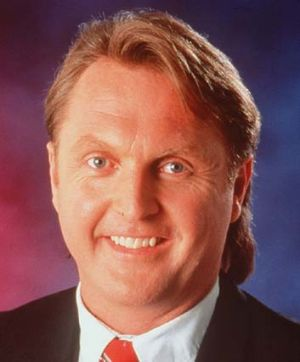 Books in his days as a Channel Seven presenter.