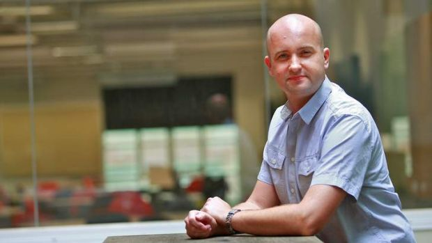 Israel Carroll is studying a master's of teaching as a mature-age student at Melbourne University.