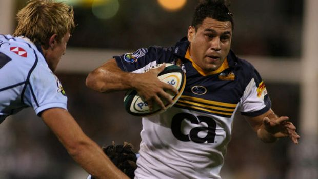 Brumbies legend George Smith could be coming back to play Super Rugby.