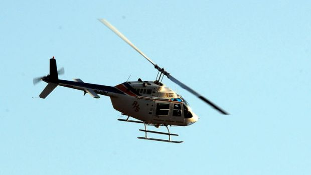 Brazen ... the helicopter jailbreak was Panagiotis Vlastos's fourth escape attempt.