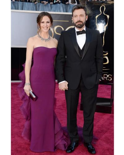 Actress Jennifer Garner and actor-director Ben Affleck arrive at the Oscars at Hollywood & Highland Center on February ...