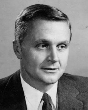 Rupert Burge … conceived Australia's first investment bank.