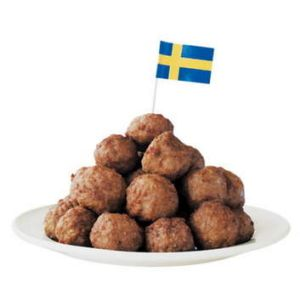 Ikea says its meatballs served in Australia do not contain any horse meat.
