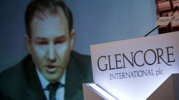 'CEOs of all the mining companies have lost their jobs,' said Glencore's chief executive, Ivan Glasenberg.