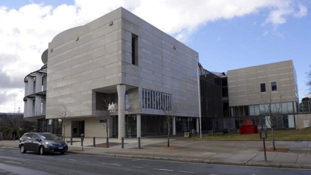 ACT Magistrates Court.
