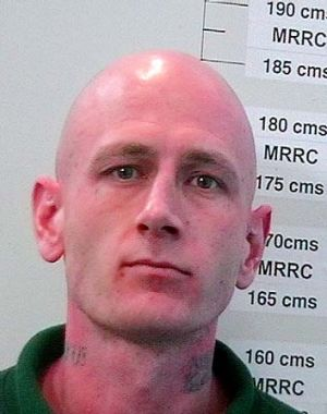 Wanted ... Adam John Bowhay, 34.