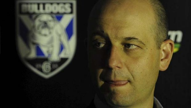 """""""We have a player who is going through a hard time and we are supporting him"""" ... Todd Greenberg."""