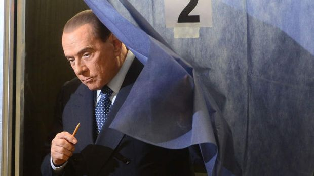 Silvio Berlusconi has unnerved investors with his strong polling.