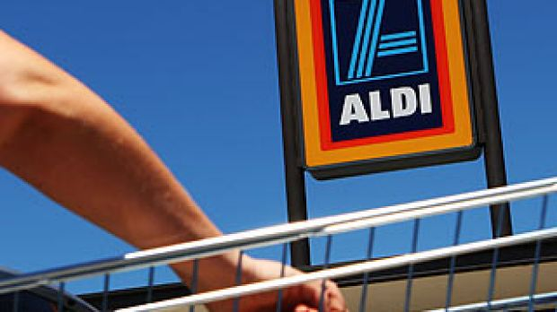 Discounter Aldi has won the loyalty of customers with its private label products.