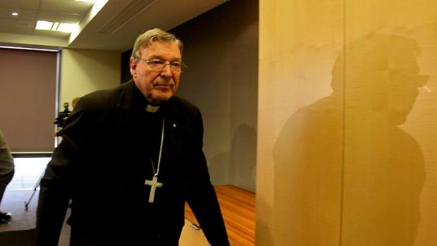 Cardinal George Pell ... said the pope's early retirement sets a worrying precedent.
