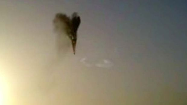 Dawn tragedy ... 19 tourists were killed when a hot-air balloon caught fire while landing, soared back up, then crashed.