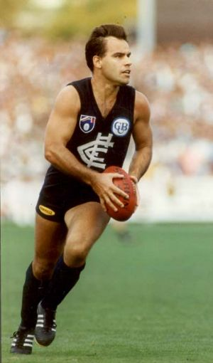 Greg Williams ... believes he is suffering brain damage as a direct result of concussions suffered during his AFL career.