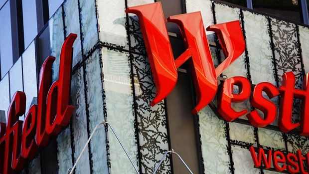 Westfield Sydney … no renewal of leases yet.