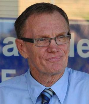 Lied under oath ... former state MP Steve Cansdell (pictured) could be charged for lying on a statutory declaration to ...