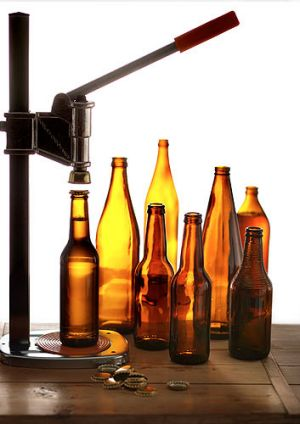 An elderly Mornington Island man was fined $1000 for possessing one litre of home brew in August last year.