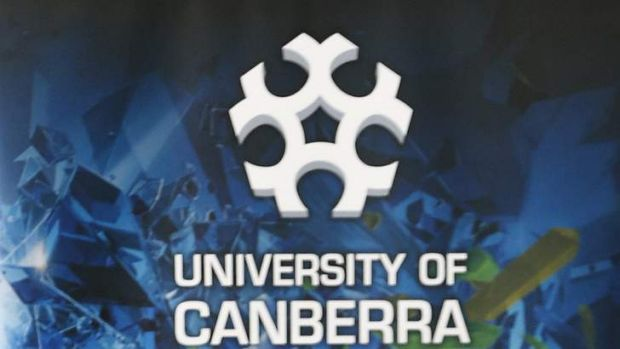 The University of Canberra will aim to have an international ranking by the year 2018.