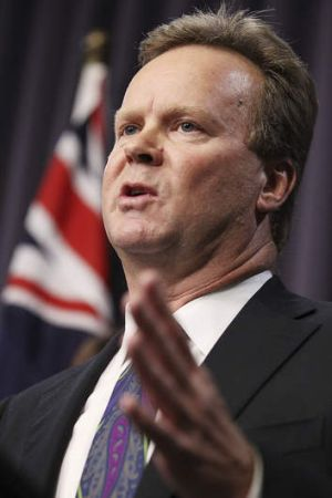 ARU chief executive Bill Pulver.