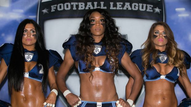 The LFL announced its new performance wear would replace all lingerie aspects of the uniform.