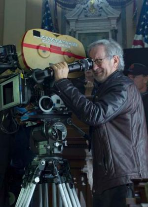 Omission ... director Steven Spielberg left out the assassination scene.