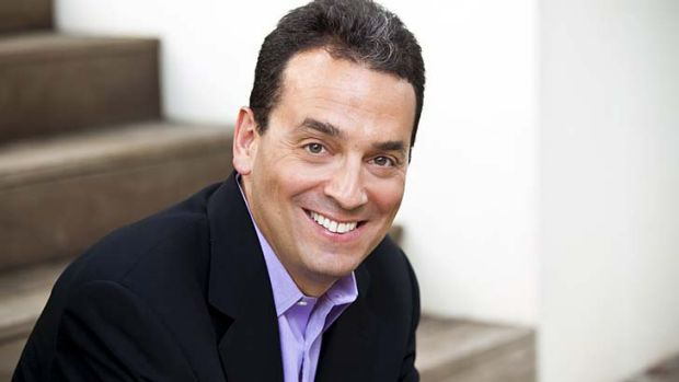 """""""We're all in it"""" ... author Daniel Pink."""