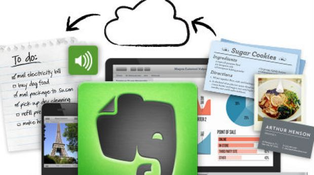 Evernote is better known for its cloud-based note-taking app.