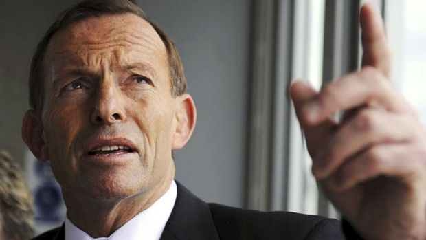 """""""Hostility to Abbott is partly personal, partly political and based among inner-city intelligentsia in Sydney and ..."""