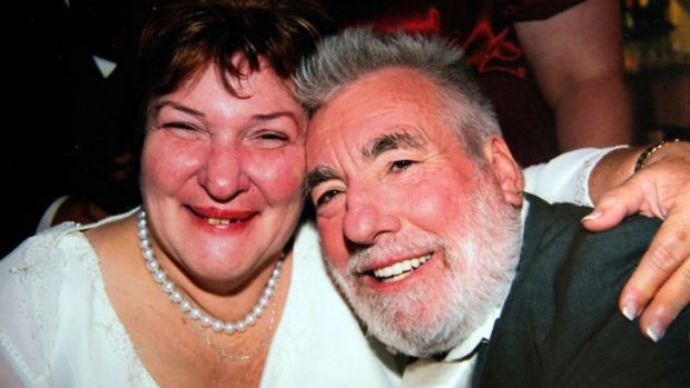 Margaret and George Eakins have been jailed for three months for not paying for their extravagant wedding.