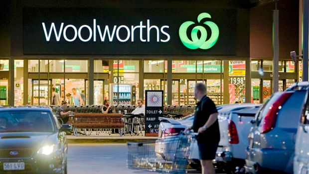 Internal government relations team meets with politicians rather than advisors: Woolworths.