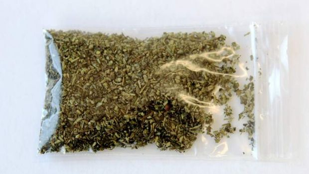 Synthetic cannabis.