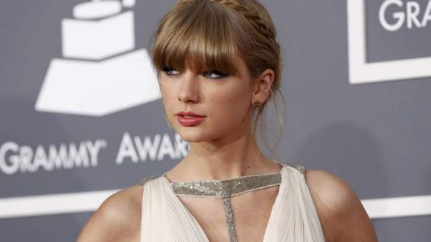 Taylor Swift is feeling a little precious about her love life.