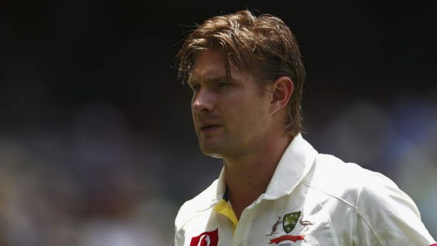 Shane Watson was one of four players dropped from the third Test against India in Mohali by coach Mickey Arthur.