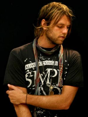 Joel Houston is a leading musician with Hillsong United.