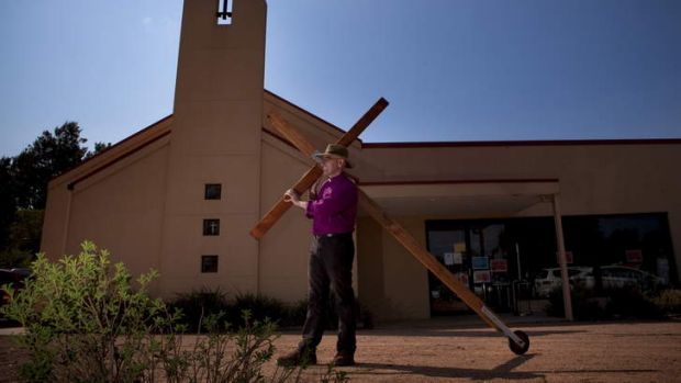 To celebrate the Anglican Diocese of Canberra and Goulburn marking its 150th Birthday, Bishop Stuart Robinson will ...