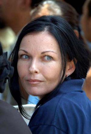 In hot water: The jail governor has hinted that Schapelle Corby could face an extension to her sentence.