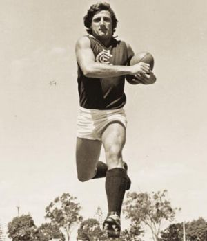Denis Marshall debuted for Claremont when he was 17-years-old.