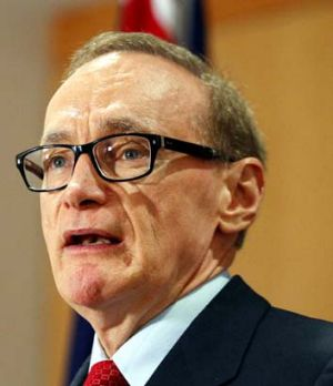 """""""I don't think that's satisfactory. I don't think it's remotely satisfactory"""": Bob Carr."""