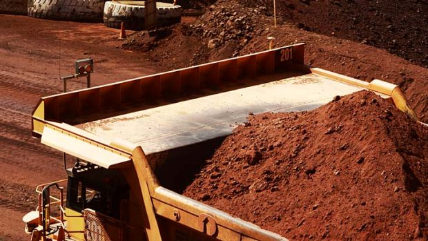 Fortescue Metals and the Queensland and WA governments are in court over the mining tax.