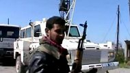 Syrian rebels claim to seize UN convoy (Video Thumbnail)