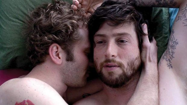 Too sexually explicit ... Gay film <i>I Want Your Love</i> has been banned from screening at film festivals in Australia.