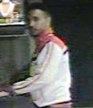 Police are looking to speak to this man.