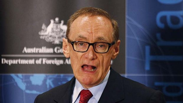 Australian Foreign Minister Bob Carr reveals the findings of an internal report into the case of Ben Zygier. No evidence ...