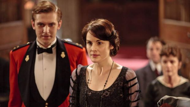 Rose-coloured class drama: <i>Downton Abbey</i> glosses over the grimmer aspects of Edwardian life.