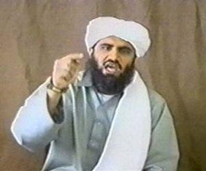 Due to be arraigned: Suleiman Abu Ghaith.