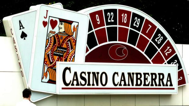 The Casino Canberra.