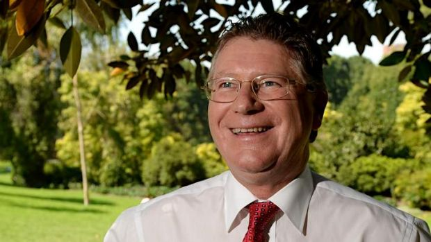 """In refusing to explain the leadership change, Dr Napthine said: """"The people of Victoria will understand what has happened."""""""