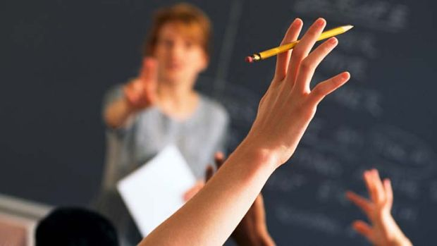 New standards ... there will be more complex entry requirements to teacher training courses.