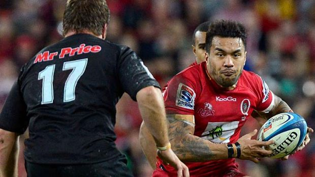 Risks missing the 2015 World Cup: Digby Ioane.