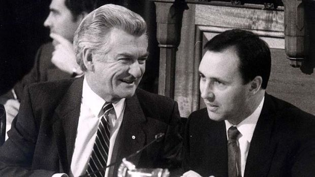 """""""The Labor government headed by Hawke, and later Keating, between 1983 and 1996 was one of Australia's best""""."""