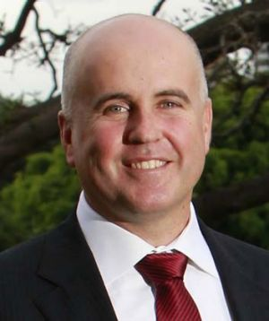 No backing down: NSW Education Minister Adrian Piccoli stands by his plans to set benchmarks for new teachers.
