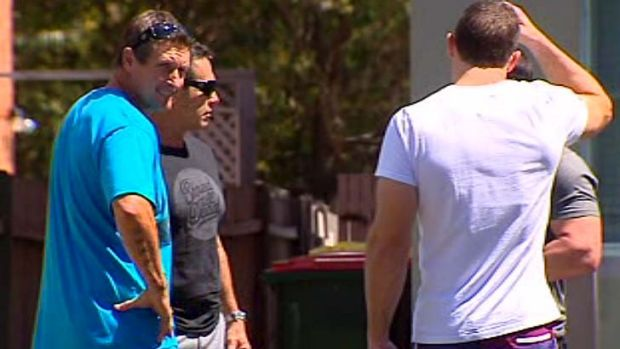 Cronulla coach Shane Flanagan may have been stood down from his duties but he has still got his finger on the pulse at ...